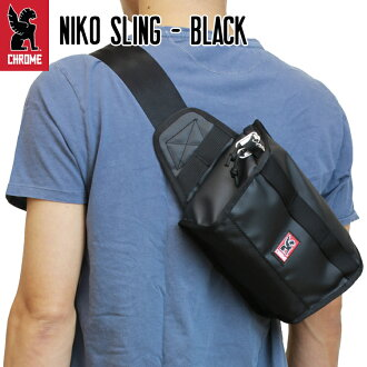 CHROME (chrome) and body bags / camera case Niko Sling camera bag