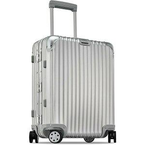 リモワ RIMOWA スーツケース/旅行用バッグ トパーズ/TOPAS 45L 2〜3泊 シルバー 924.56.00.4 メンズ レディース