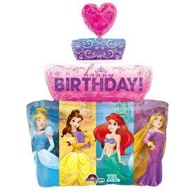 ディズニープリンセスケーキ ヘリウム入 風船 バルーン 誕生日 パーティー 結婚式 プレゼント 開店祝い 飾りかわいい おしゃれ ふうせん キャラクター バースデー プレゼント ヘリウムガス ギフト ウェディング 誕生日会 記念日 クリスマス 数字