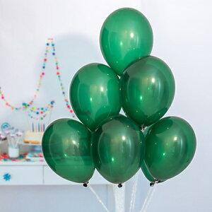 9インチ クリスタル グリーン 20個入風船 バルーン 誕生日 パーティー 結婚式 プレゼント 開店祝い 飾りかわいい おしゃれ ふうせん キャラクター バースデー プレゼント ヘリウムガス ギフ