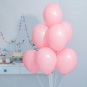9インチ パステル ピンク 20個入 風船 バルーン 誕生日 パーティー 結婚式 プレゼント 開店祝い 飾りかわいい おしゃれ ふうせん キャラクター バースデー プレゼント ヘリウムガス ギフト ウ