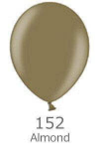 5インチ メタリック アーモンド 20個入風船 バルーン 誕生日 パーティー 結婚式 プレゼント 開店祝い 飾りかわいい おしゃれ ふうせん キャラクター バースデー プレゼント ヘリウムガス ギ