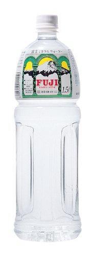 水 激安 富士ミネラルウォーター 1ケース 訳有2018年7月 1.5L 8本 お得 ペットボトル 最安値 人気 保存用 数量限定 保存水 備蓄用 防災 災害時 アウトドア 飲料
