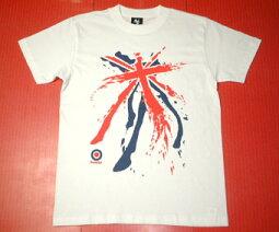 UKバンビTシャツ【BPGT-バンビプラネットグラフィックTシャツ】sp008-A-ROCKロックロックTシャツPUNKパンクパンクTバンドTシャツロンドンイングランドオリジナルTシャツ半袖