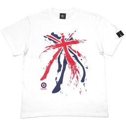 UKバンビTシャツ-BPGT-sp008tee-Z完-PUNKROCKERロックTシャツパンクTシャツモッズ半袖かっこいいバンドロンドンイングランドオリジナルメンズレディースペアユニセックスホワイト白色春夏秋服コーデ大きいサイズ【RCP】