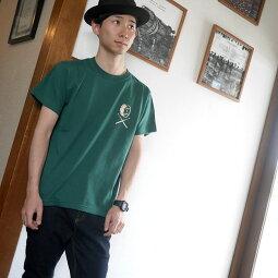 DR3(ドラムロッカー3)Tシャツ(アイビーグリーン)sp084tee-ivy-Z完-半袖緑色ドラムドラマーバンドロックンロールロックTシャツかっこいいおしゃれアメカジカジュアルメンズレディース男女兼用ブランド大きいサイズコットン綿100%【RCP】