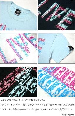 LIVELIFETシャツ(ブラック)sp081tee-bk-Z完-半袖黒色ロックTシャツライブライフアメカジカジュアルストリートオリジナルブランドプリントメンズレディース男女兼用大きいサイズかっこいい綿100%Tシャツ屋さんバンビ【RCP】