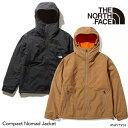 【20FW】THE NORTH FACE ザ ノースフェイス Compact Nomad Jacket コンパクトノマドジャケットNP71933 防風 撥水 CAMP アウトドア アウター ジャケット
