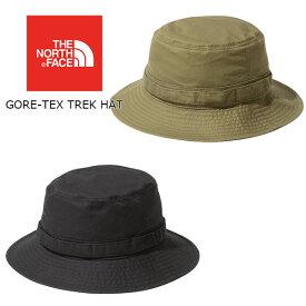 THE NORTH FACE ザ ノースフェイス GORE-TEX TREK HAT ゴアテックス トレック ハット防水 帽子 CAP 帽子 日よけ 雨 おしゃれ アウトドア CAMP FES キャンプ フェス 登山 ハイキング ギア メンズ レディース N02030 TNF