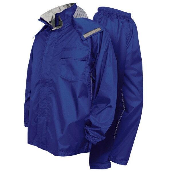 合羽(レインスーツ) トオケミ 7705 New Value Rain Suit(ニューバリューレインスーツ) ネイビー