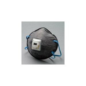 使い捨て防じんマスク 3M 9913JV-DS2(10枚) 溶接作業にも使える国家検定区分2の防臭機能付き