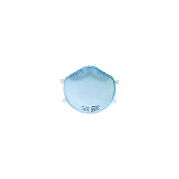 使い捨て式 防塵マスク 興研 ハイラック350 DS2(10枚入り)【PM2.5対応】 2本ひも式