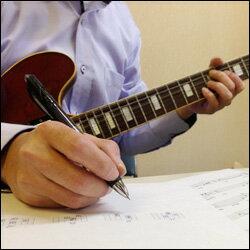 【指板くんG】ギターの指板ゴム印印面:10×15mmギターコードのメモにダイアグラムのゴム印Bamboo音楽スタンプシリーズギターコードスタンプ【HLS_DU】