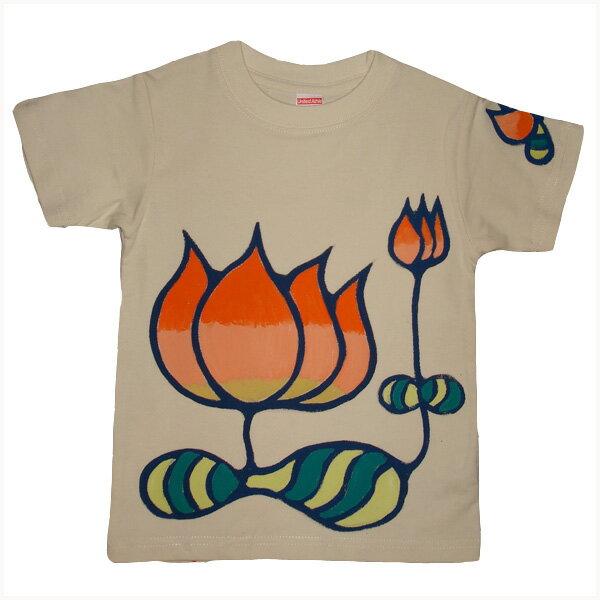 名入れTシャツ出産祝い 子供服 名入れ 蓮Tシャツ
