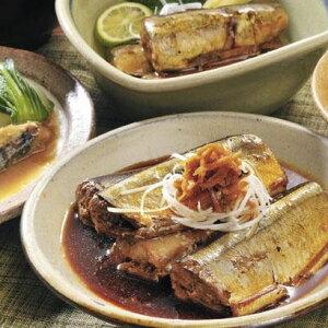 小野食品「三陸おのや」やわらか煮魚セット5種(各40g×3袋入)2セット