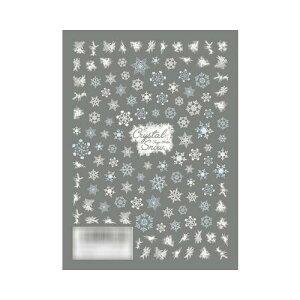TSUMEKIRA(ツメキラ) ネイルシール 雪の結晶4 Frozen Winter NN-YUK-401 メーカ直送品  代引き不可/同梱不可