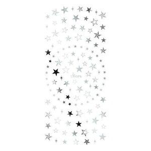 TSUMEKIRA(ツメキラ) ネイルシール Star シルバー SG-STR-301 メーカ直送品  代引き不可/同梱不可