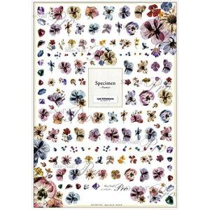 写ネイル ネイルシール Sha-NailPro Specimen -flower- RYOSP-001 メーカ直送品  代引き不可/同梱不可