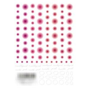 TSUMEKIRA(ツメキラ) ネイルシール 冨田絹代プロデュース1 Infinity-one pink NN-TMI-103 メーカ直送品  代引き不可/同梱不可