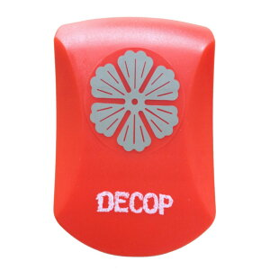 Paper Intelligence DECOP クラフトパンチ エンボスパンチ フローラル 4104174 メーカ直送品  代引き不可/同梱不可