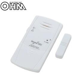 オーム電機 OHM 開放感知 防犯アラーム OSE-ADX161M-W メーカ直送品  代引き不可/同梱不可