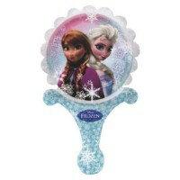 アナグラム社 Disneyアナと雪の女王デザインバルーン ANG28163 5枚組 代引き不可/同梱不可