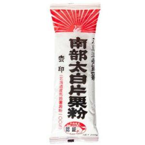 西日本食品工業 白鳥印 南部太白片栗粉(品質保証) 200g×40袋 10050 メーカ直送品  代引き不可/同梱不可