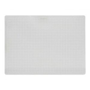 スケルトンカッティングマット SH ホワイト 014-0052 メーカ直送品  代引き不可/同梱不可