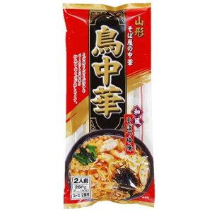 みうら食品 鳥中華 260g(麺180g)×20袋 メーカ直送品  代引き不可/同梱不可