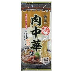 みうら食品 肉中華 288g(麺180g)×20袋 メーカ直送品  代引き不可/同梱不可