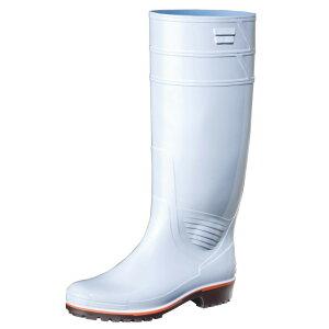 弘進ゴム 長靴(P.V.C製) ザクタス Z-01 白 26.0cm C0140AA メーカ直送品  代引き不可/同梱不可