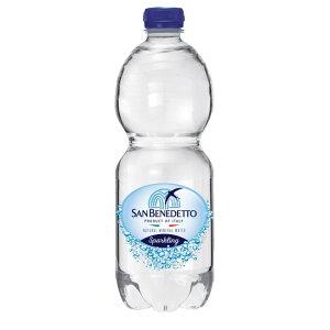 Sanbenedetto サンベネデット スパークリングウォーター ペットボトル 500ml×24 メーカ直送品  代引き不可/同梱不可