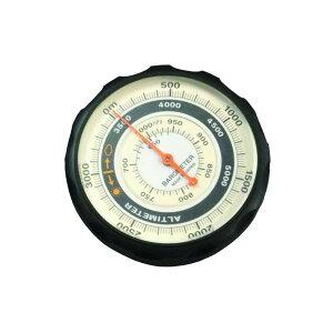 No.610 気圧表示付高度計 メーカ直送品  代引き不可/同梱不可
