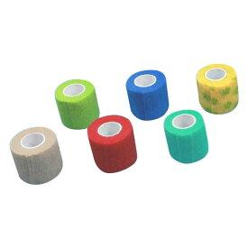 ヤマト バリューラップE 自着性伸縮ホータイ 5cm×4.5m 12巻入 メーカ直送品  代引き不可/同梱不可