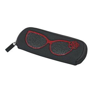 メガネケース HSC-19 ファションメガネ 2 092736 メーカ直送品  代引き不可/同梱不可