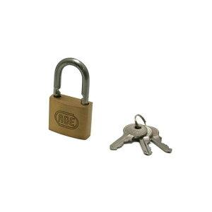 G-023 ステンレス弦Wロックシリンダー南京錠35mm同一鍵 3本キー 0071023 メーカ直送品  代引き不可/同梱不可