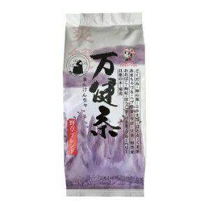 宇治森徳 野草17種万健茶 400g×12袋 メーカ直送品  代引き不可/同梱不可
