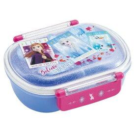 pos.476822 アナと雪の女王2 食洗機対応ふわっとフタタイトランチボックス QAF2BA メーカ直送品  代引き不可/同梱不可