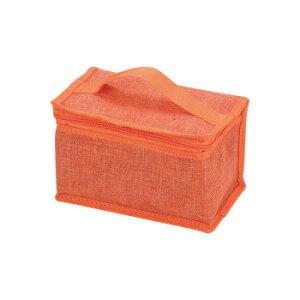 パール金属 クールストレージ 保冷ランチバッグ2L オレンジ D-6490 メーカ直送品  代引き不可/同梱不可