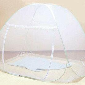 ゆったりサイズ! スタンド蚊帳 WJ-865 メーカ直送品  代引き不可/同梱不可