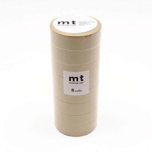mt マスキングテープ 8P ベージュ MT08P200 メーカ直送品  代引き不可/同梱不可