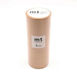 mt マスキングテープ 8P コルク MT08P202 メーカ直送品  代引き不可/同梱不可