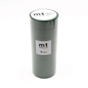 mt マスキングテープ 8P ピーコック MT08P204 メーカ直送品  代引き不可/同梱不可