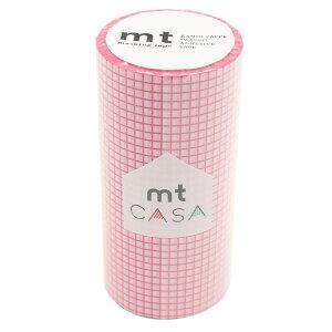 mt CASA マスキングテープ 100mm 方眼・ベリームース MTCA1113 メーカ直送品  代引き不可/同梱不可