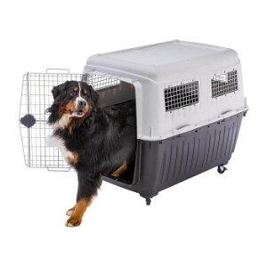 ファープラスト アトラス 80 犬・猫用キャリー グレー 73060021 メーカ直送品  代引き不可/同梱不可
