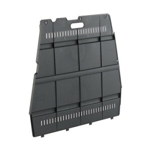 ファープラスト アトラスカーMAXI しきり板 グレー 73211017 メーカ直送品  代引き不可/同梱不可