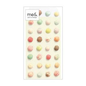 me& ミニ封筒 アイス 5個セット MA1002 メーカ直送品  代引き不可/同梱不可