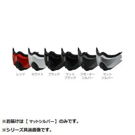 リード工業 X-AIR SOLDAD専用フェイスマスク マットシルバー SOLDADF メーカ直送品  代引き不可/同梱不可