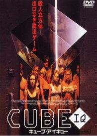 CUBE IQ キューブ アイ キュー【洋画 ホラー 中古 DVD】メール便可 レンタル落ち