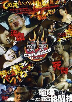 STREET FIGHT 頂天 TEPPEN JAPAN 喧嘩一武道会【スポーツ 中古 DVD】メール便可 ケース無 レンタル落ち